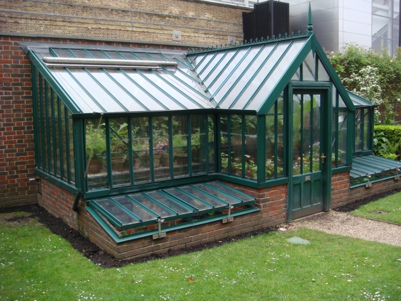 Glasshouse Ideas