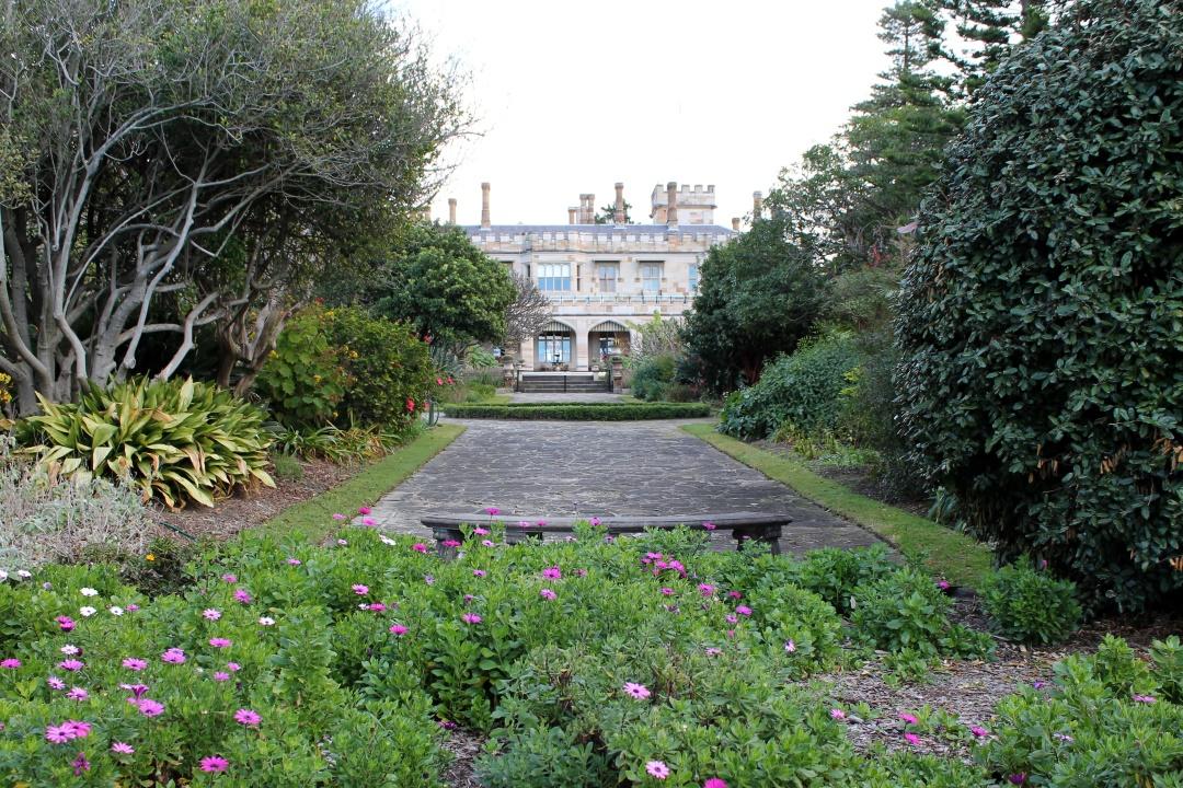 Sydney Botanical Gardens visit during winter 2014